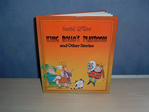 9780862640361: King Rollo's Playroom