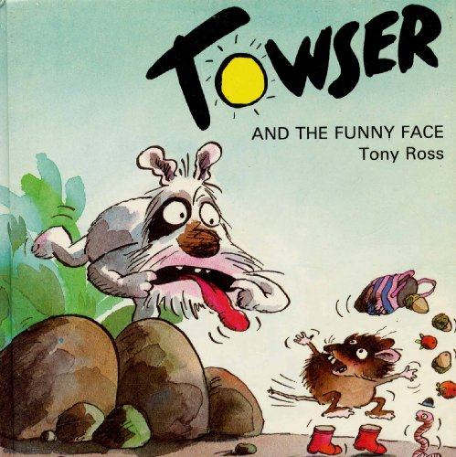 9780862640774: Towser and the Funny Face