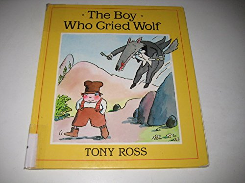 9780862640910: The Boy Who Cried Wolf