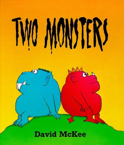 9780862641221: Two Monsters