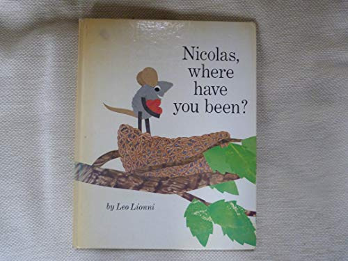 9780862641726: Nicholas, Where Have You Been?