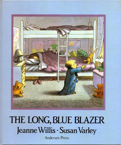 9780862641795: The Long, Blue Blazer