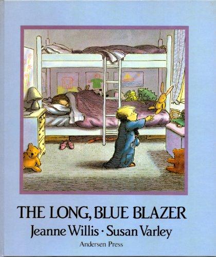The Long, Blue Blazer: Jeanne Willis