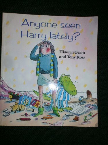9780862641986: Anyone Seen Harry Lately?