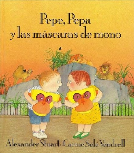 9780862641993: Joe, Jo-Jo and the Monkey Masks (English, Spanish and Catalan Edition)