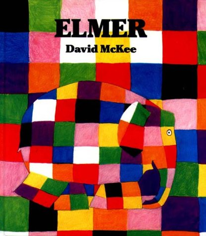 9780862642082: Elmer: The Story of a Patchwork Elephant