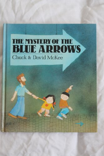 9780862642679: The Mystery of the Blue Arrows
