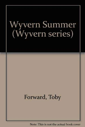 9780862644758: Wyvern Summer (Wyvern series)