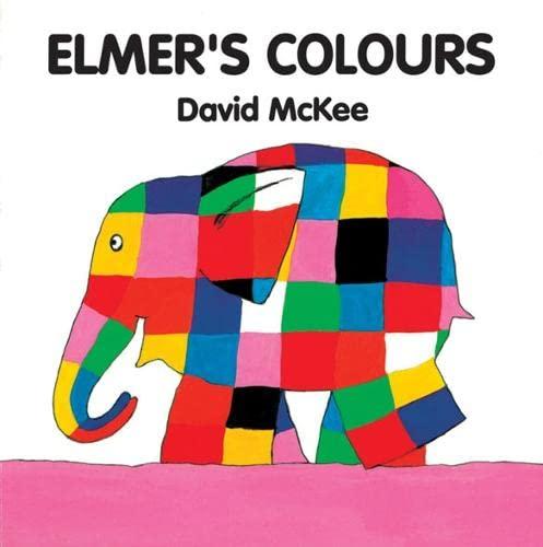 9780862644932: Elmer's Colours