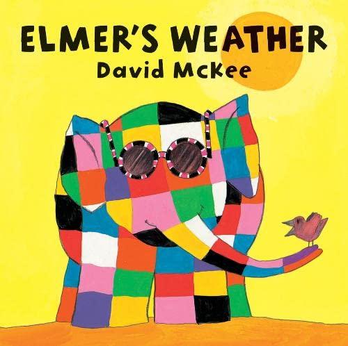 9780862644949: Elmer's Weather (Elmer series)