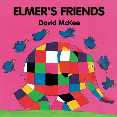 9780862644956: Elmer's Friends (Spanish Edition)