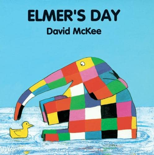 9780862644963: Elmer's Day (Elmer series)