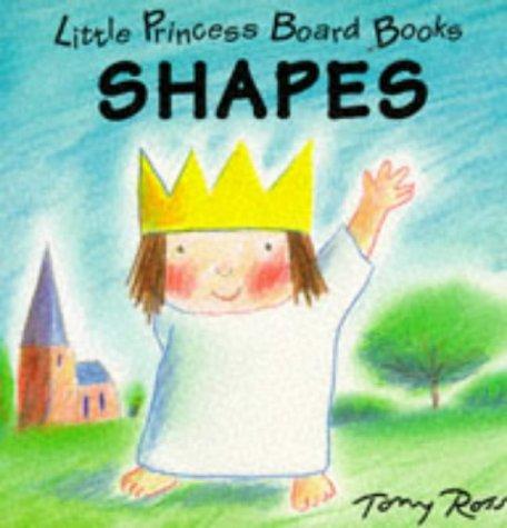 9780862645120: Shapes (Little Princess)