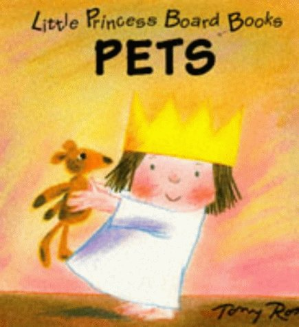 9780862645137: Little Princess Board Book - Pets