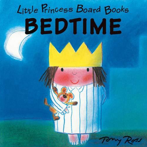 9780862645151: Little Princess Board Book - Bedtime