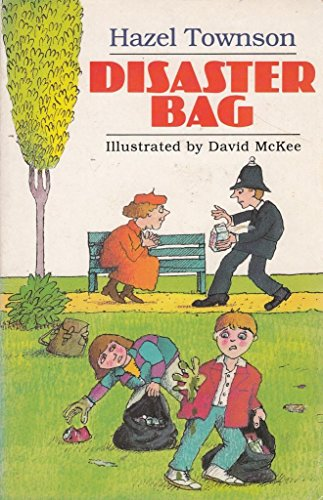 Disaster Bag Illustrated and Signed: Townson, Hazel
