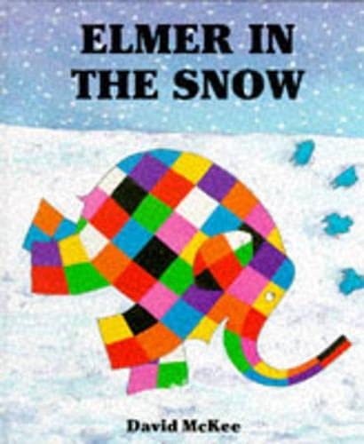 9780862646158: Elmer in the Snow