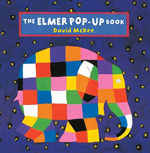 9780862646738: The Elmer Pop-Up Book