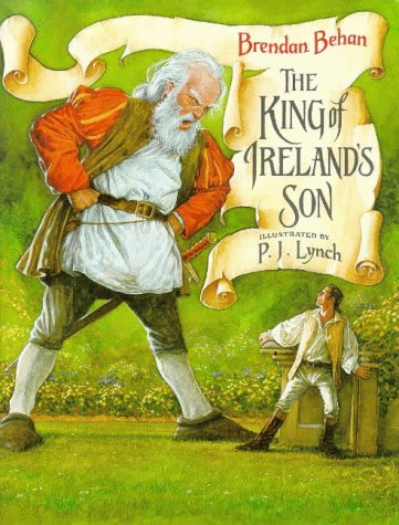 The King Of Ireland's Son (0862646936) by Behan, Brendan