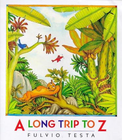 9780862647414: A Long Trip to Z
