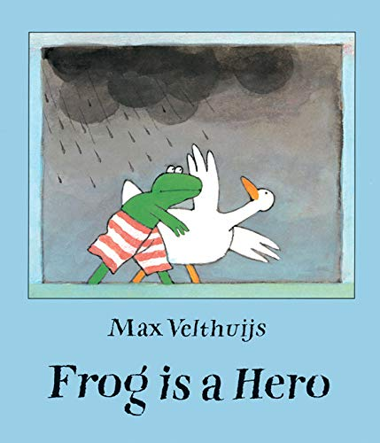 9780862647612: Frog is a Hero