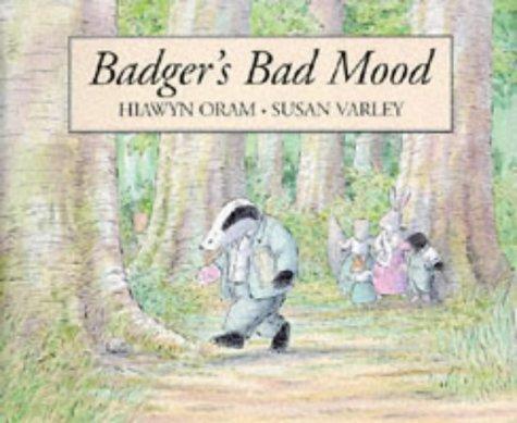 9780862647766: Badger's Bad Mood