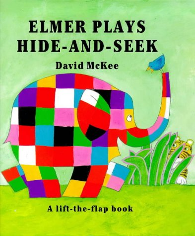 9780862648053: Elmer Plays Hide-and-seek