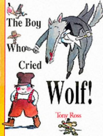 9780862648596: The Boy Who Cried Wolf (Big Book)