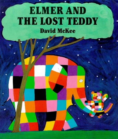 9780862648633: Elmer and the Lost Teddy