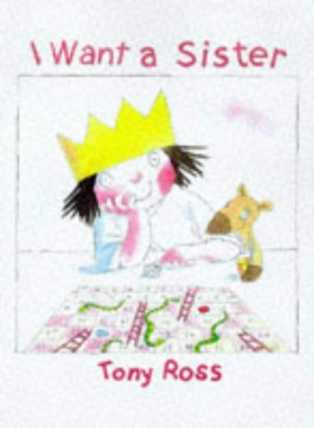 9780862648787: I Want a Sister (The Little Princess)