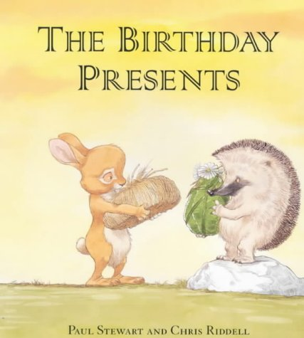 9780862648923: The Birthday Presents (Rabbit & Hedgehog)