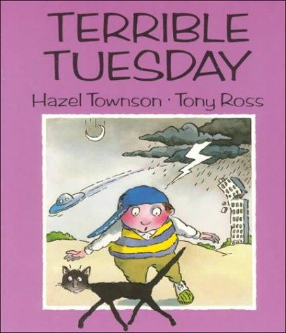 Terrible Tuesday: Hazel Townson