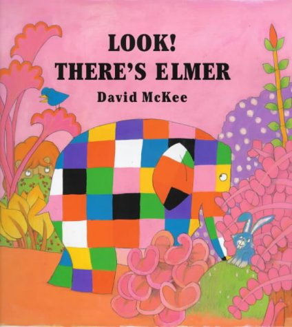 9780862649838: Look! There's Elmer
