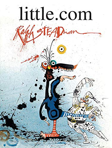 Little.Com (0862649943) by Steadman, Ralph
