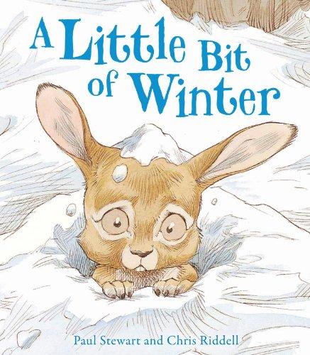 9780862649982: A Little Bit of Winter (Rabbit & Hedgehog)