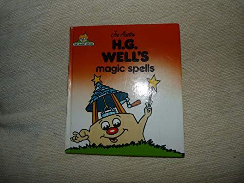9780862670511: Magic House: H.G.Well's Magic Spells
