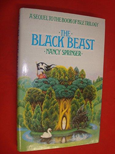 9780862671112 Black Beast Abebooks Nancy Springer 0862671116