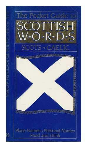 9780862671600: Pocket Guide to Scottish Words