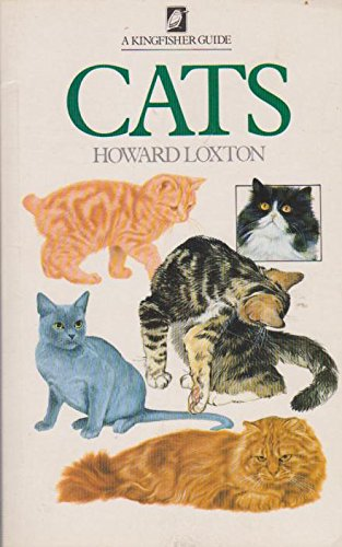 9780862720926: Cats (Kingfisher Guides)
