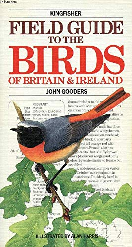Field Guide to the Birds of Britain and Ireland (Field Guides) (0862721431) by John Gooders