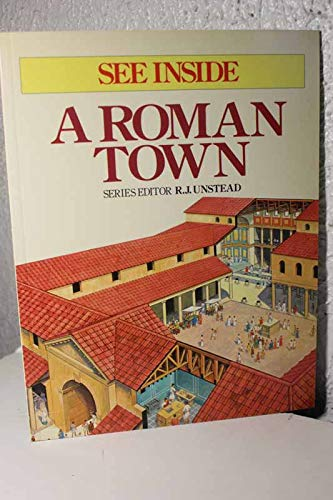 9780862722081: See Inside a Roman Town
