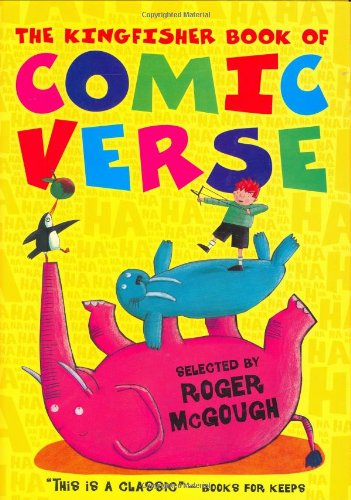 9780862722173: The Kingfisher Book of Comic Verse