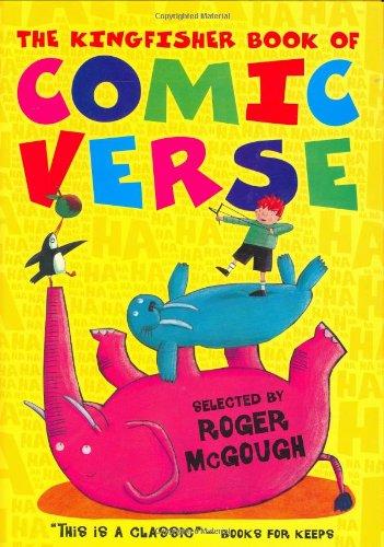 9780862722173: The Kingfisher Book of Comic Verse