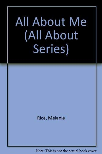 9780862722425: All About Me (All About Series)