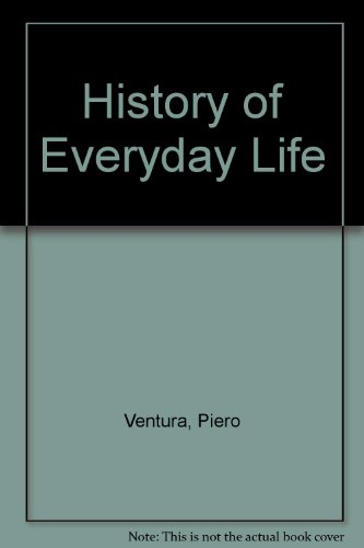 9780862722838: History of Everyday Life