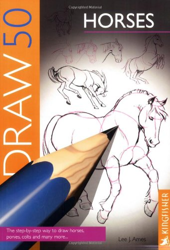 9780862723538: Draw 50: Horses