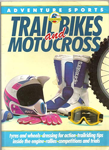 9780862724160: Trail Bikes and Moto-Cross (Adventure Sports)