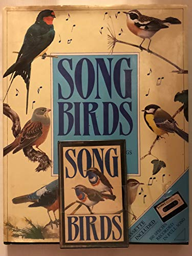 9780862724597: Song Birds: How to Attract Them and Identify Their Songs