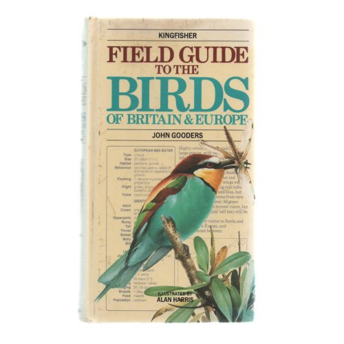 9780862725051: Field Guide to the Birds of Britain and Europe