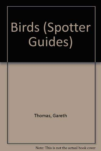 9780862725938: Birds (Spotter Guides)